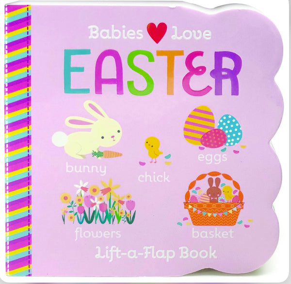 Babies Love Easter Board Book