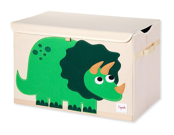 3 Sprouts Toy Chest- Dinosaur