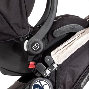 Baby Jogger Single Multi Model Car Seat Adaptor BJ 90127
