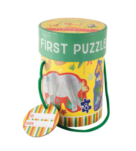 Jungle First Puzzles Set