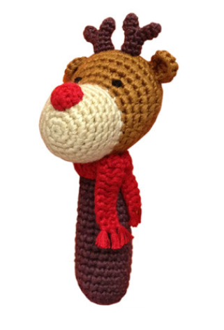 Cheengoo Reindeer Rattle