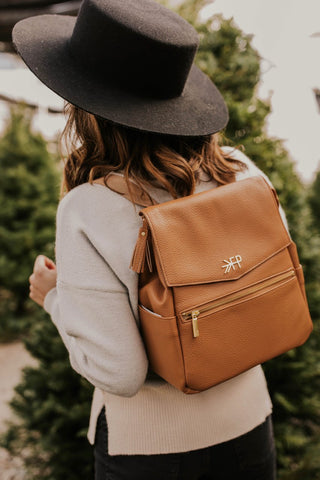 Freshly Picked Mini Backpack in Butterscotch