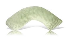 Luna Lullaby Nursing Pillow in Sage