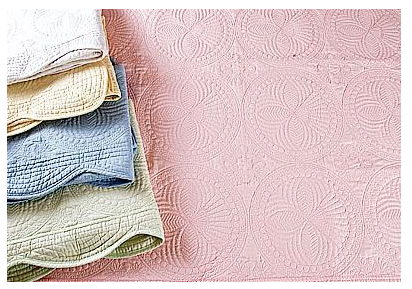 Heirloom Baby Quilt