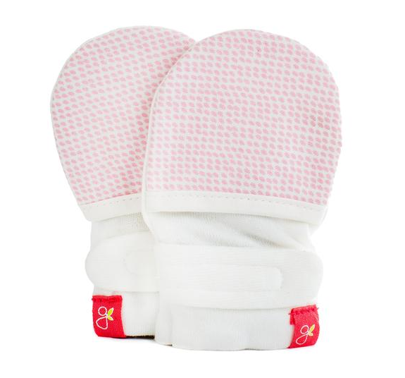 Goumikids Goumimitts in Pink Drops