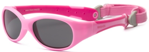 Explorer Sunglasses for Baby- Pink