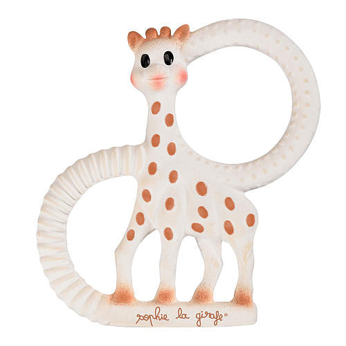 Sophie the Giraffe Round Teether