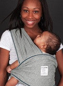 Baby K'tan Sling in Gray