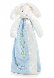 Bunnies by the Bay Large Bunny Lovie in Blue