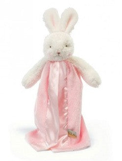 Bunnies by the Bay Small Bunny Lovie in Pink