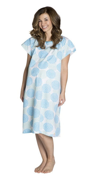 Gownies Hospital Gown in Eden