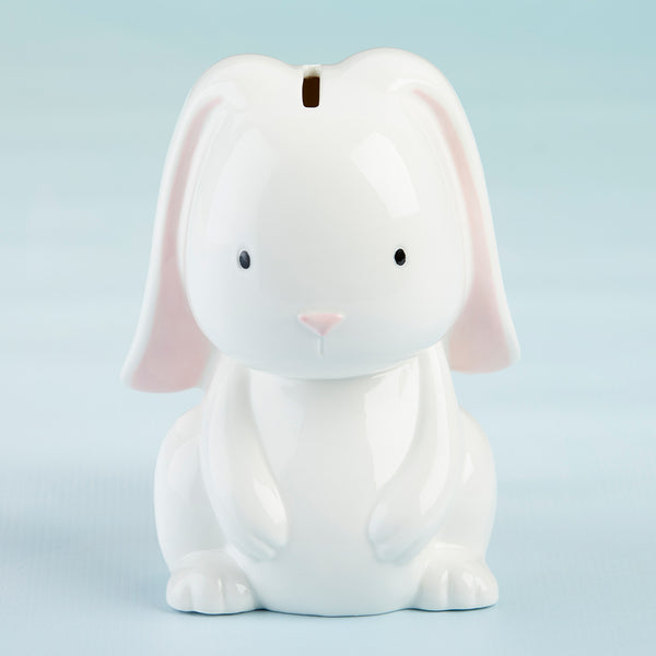 Bunny Porcelain Bank