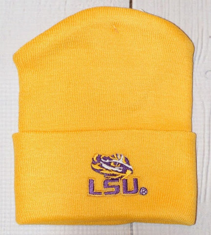 Creative Knitwear Knit Cap- LSU