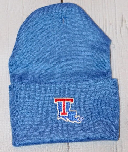 Creative Knitwear Knit Cap- Louisiana Tech