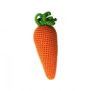 Cheengoo Carrot Rattle