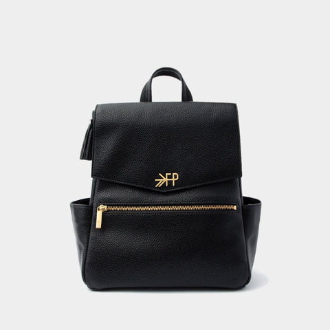 Freshly Picked Mini Backpack in Ebony