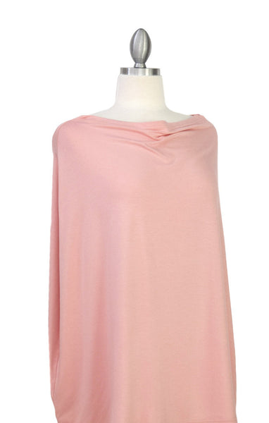Covered Goods Nursing Cover- Rose Quartz