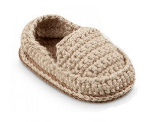 Jefferies Crocheted Loafer