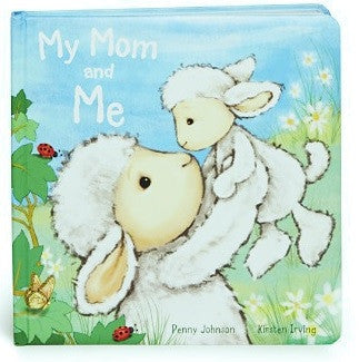 Jellycat My Mom and Me Book