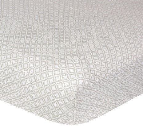 Keepsake Collection Mosaic Changing Pad Cover