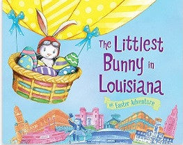 The Littlest Bunny in Louisiana