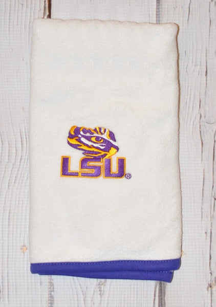 Creative Knitwear Burp in LSU
