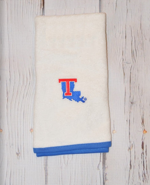 Creative Knitwear Burp in Louisiana Tech