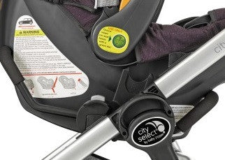 City Select Car Seat Adapter- Multi Model