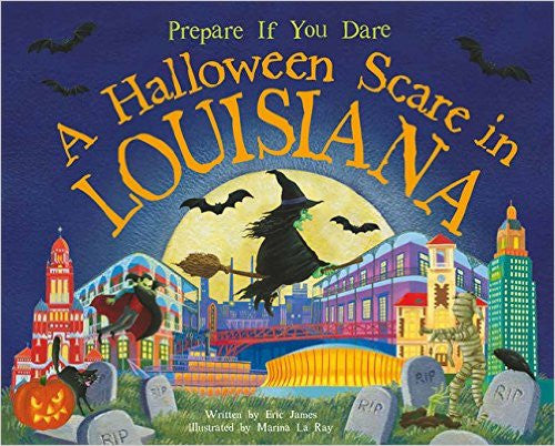 Halloween Scare in Louisiana