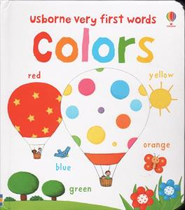 Baby's Very First Words Colors