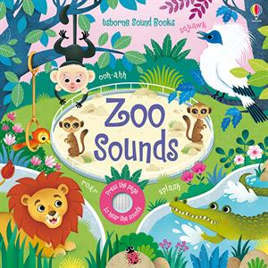 Zoo Sounds Book