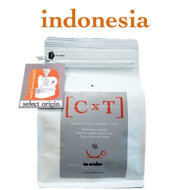 Indonesia - Sumatra Mandheling (Regular)
