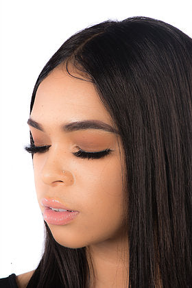 """ROXY"" Pink Silk 3D Mink Eyelashes - Low price cheap hair extensions"