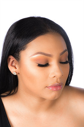 """TIFFANY"" Pink Silk 3D Mink Eyelashes - Low price cheap hair extensions"
