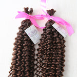 Deep  Wave Bulk Braiding Hair (One Bundle) (#3 Dark Brown) - Butler Hair Bundle Supply Reviews