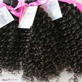 Kinky Curly Piano Human Hair (One Bundle) (1B/2) - Low price cheap hair extensions