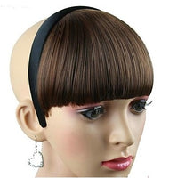 Add Bangs to Wig (Product add-on) - Low price cheap hair extensions
