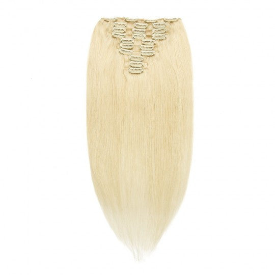 Straight Clip In Extensions (#60) - Low price cheap hair extensions
