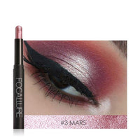 FOCALLURE 1pc Eyeshadow Highlighter Glitter Pencil