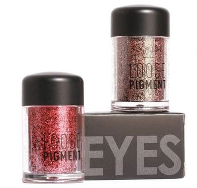 Focallure Shimmer Loose Pigment Eye Shadow Makeup (12 Colors Available)
