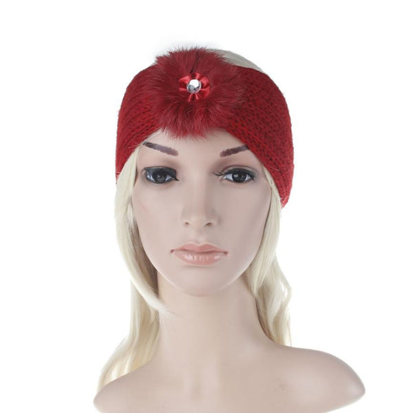 Knitted Turban Hair Band (6 Colors Available) - Low price cheap hair extensions