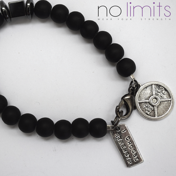 Integrity | Beaded wristband