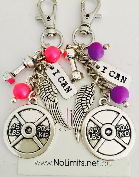 Strong Spirit Fitness keyring