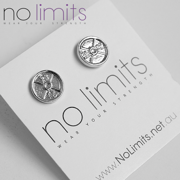 Motivate | Weight Plate Studs