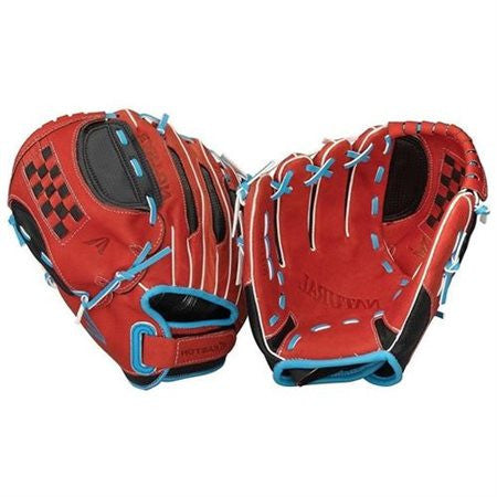 "Easton 11"" Natural Elite Youth Left Handed Thrower Fastpitch Softball Glove - Complete Game Pro Shop"