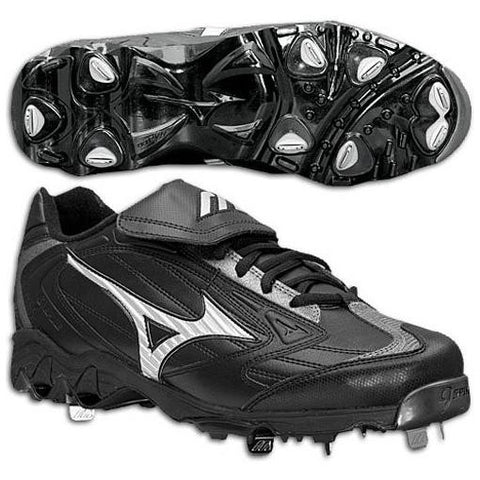 Mizuno 9 Spike Vintage Low Baseball Shoe - Complete Game Pro Shop
