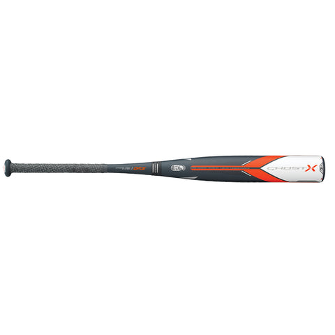 Easton 2018 Ghost X (-10) 2 3/4 inch Barrel Senior League Baseball Bat - Complete Game Pro Shop