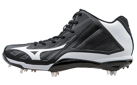Mizuno Heist IQ Mid Baseball Shoes - Complete Game Pro Shop