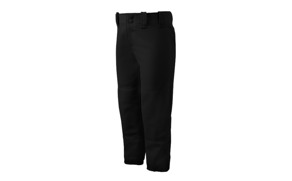 Girl's Padded Belted Fastpitch Pants - Complete Game Pro Shop