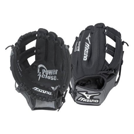 Mizuno Prospect 9 inch Youth Utility Glove Black RHT - Complete Game Pro Shop